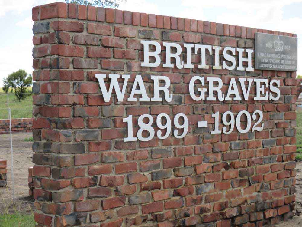 Anglo Boer British Graves