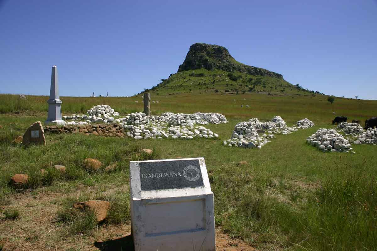 Battlefield of Isandlwana 1879